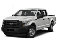 Introducing the 2016 Ford F-150! Demonstrating that