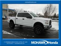 CLEAN AUTOCHECK and LIFT KIT. F-150 XL, 4D SuperCrew,