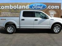 Just Reduced! 2016 Ford F-150 XLT Ingot Silver Metallic