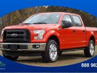 4WD. Turbo! Red and Ready! Vidalia Ford is delighted to
