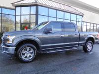 2016 FORD F-150 XLT SuperCrew 6.5-ft. Bed 4WD...