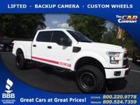 Used 2016 Ford F-150,  DESIRABLE FEATURES:   CUSTOM
