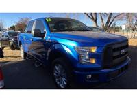 New Price! CARFAX One-Owner. Blue 2016 Ford F-150 XL