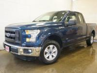 ONE OWNER and CLEAN CARFAX. F-150 XLT, Super Cab, 2.7L