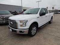 Options:  2016 Ford F-150 Xlt|Oxford White|Medium Earth