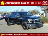 New Arrival! This 2016 Ford F-150 XLT SuperCrew will