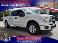 Options:  2016 Ford F-150 Xlt| |Driver/Front Passenger