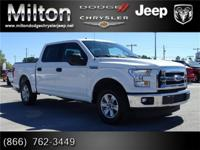 Your search is over! Introducing the 2016 Ford F-150!