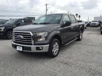 Options:  2016 Ford F-150 Xlt|Magnetic Metallic|Medium