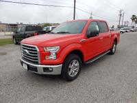 Options:  2016 Ford F-150 Xlt|Race Red|Medium Earth