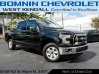Options:  2016 Ford F-150 Xlt|Black|2016 Ford F-150 Xlt
