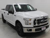 Options:  2016 Ford F-150 Xlt|Oxford White|Medium Earth