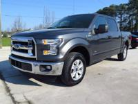 Come see this 2016 Ford F-150 . Its Automatic