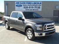 PREMIUM & KEY FEATURES ON THIS 2016 Ford F-150 include,