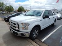 We are excited to offer this 2016 Ford F-150. How to