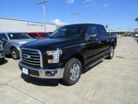 Options:  2016 Ford F-150 Xlt|Shadow Black|Medium Earth