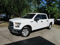 Options:  2016 Ford F-150 Xlt|This 2016 Ford F-150 4Dr