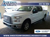 Certified Pre-Owned!!! One Owner! Oxford White 2016