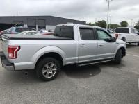 CARFAX One-Owner. Certified. Silver 2016 Ford F-150 XLT