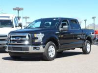 Clean CARFAX. CARFAX One-Owner.  2016 Ford F-150 Priced