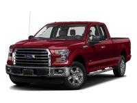 Magnetic Metallic 2016 Ford F-150 XLT 4WD 6-Speed