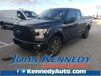 2016 Ford F-150 xlt- Clean CARFAX. Backup Camera,