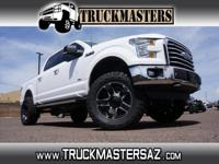 Options:  2016 Ford F-150 Xlt|4X4 Xlt 4Dr Supercrew 5.5