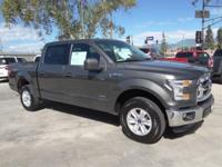 2016 Ford F-150 4WD 6-Speed Automatic Electronic