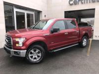 This F150 Super Crew is an XLT model and features: a V6