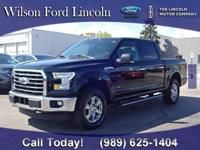 Just traded in!!! 2016 Ford CERTIFIED XLT F-150 w/