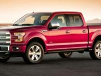 F150 Supercrew 4WD XLT  Options:  Four Wheel