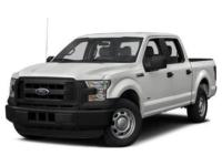 4WD. Bronze 2016 Ford F-150 XLT 4D SuperCrew 4WD
