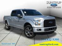 For a smoother ride, opt for this 2016 Ford F-150 XLT