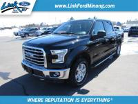 2016 Ford F-150 XLT 4X4 Shadow Black *ONE OWNER, *LOCAL
