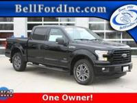 $3308 below NADA Guide Retail, Locally Owned F-150.