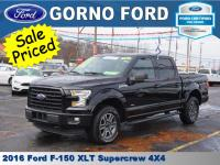 2016 FORD F-150 4X4 SUPERCREW XLT. TWIN PANEL