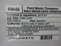 **FORD CERTIFIED, **NO ACCIDENTS/CLEAN VEHICLE HISTORY,