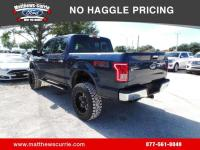 This 2016 Ford F-150 XLT in Bronze Fire features:NEW