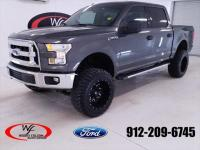 STEERING WHEEL CONTROLS, PREMIUM WHEELS, MUD TIRES,