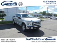 2016 Ford F-150 XLT! Featuring a 3.5L V6 and only