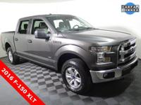 2016 Ford F-150 XLT with a 3.5L EcoBoost V6 Engine.