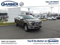 2016 Ford F-150 ! Featuring a 5.0L V8 and only 21,075