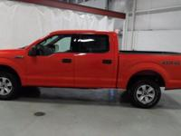 Recent Arrival! 2016 Ford F-150 XLT CARFAX One-Owner.