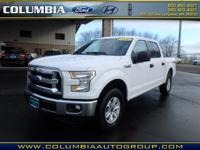 This 2016 Ford F-150 XLT features hill start assist,