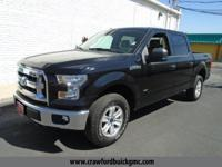 Come see this 2016 Ford F-150 XLT. Its Automatic