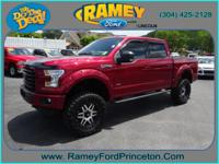 At Ramey Ford Lincoln Princeton we are dedicated to