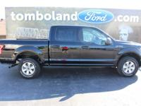 New Price! 2016 Ford F-150 XLT Shadow Black ABS brakes,