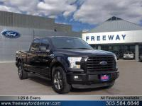 2016 Ford F-150 LONG BED, XLT, 302A, 4WD 6-Speed