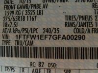 XLT TRIM, 4x4, CLEAN AUTOCHECK, 5.0L V8, 18? CHROME