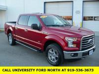 CARFAX One-Owner. Clean CARFAX. 2016 Ford F-150 XLT